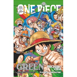 One Piece Guía 4 Green