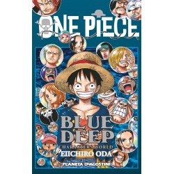 One Piece Guía 5 Deep Blue