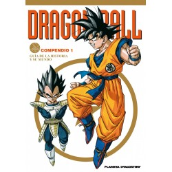 Dragon Ball Compendio 1