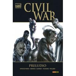 Marvel Deluxe. Civil War: Preludio