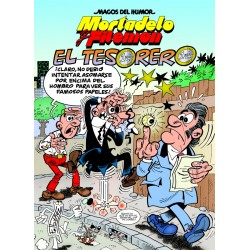 Mortadelo y Filemón. El Tesorero