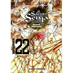 Saint Seiya 22