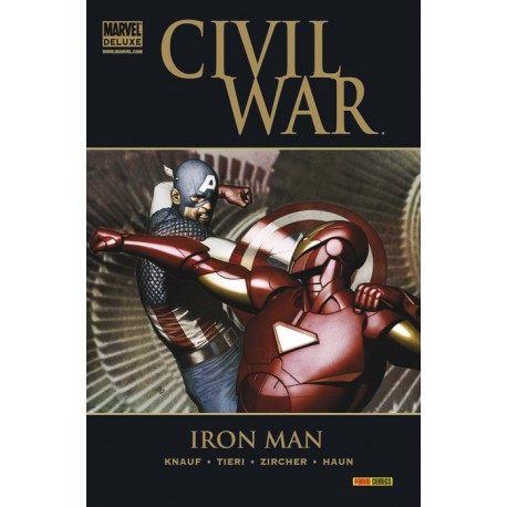 Marvel Deluxe. Civil War: Iron Man