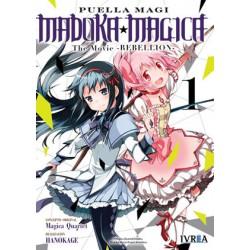 Madoka Magica: The Movie Rebellion 1