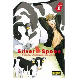 Silver Spoon 1