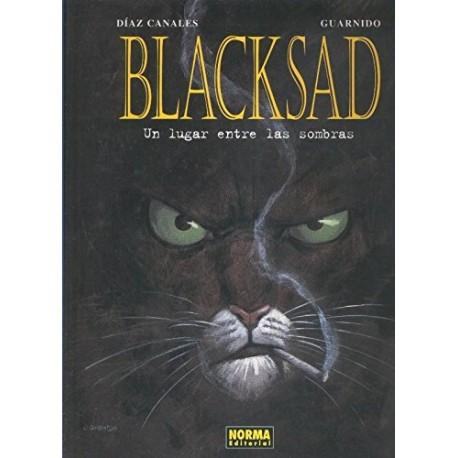 Blacksad 1 Un Lugar entre las Sombras