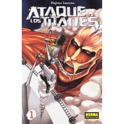 Ataque a los Titanes 1