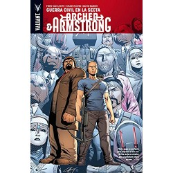 Archer & Armstrong 4: Guerra Civil en la Secta