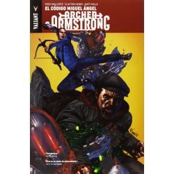 Archer & Armstrong 1. El Código Miguel Ángel