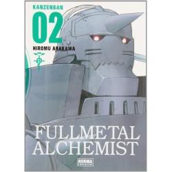 Fullmetal Alchemist Kanzenban 2