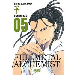Fullmetal Alchemist Kanzenban 5
