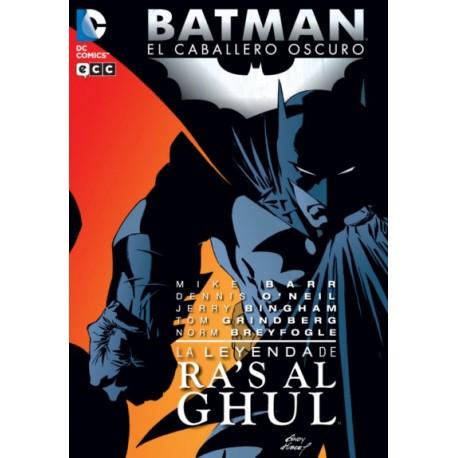 Batman: El Caballero Oscuro - La Leyenda de Ra's Al Ghul