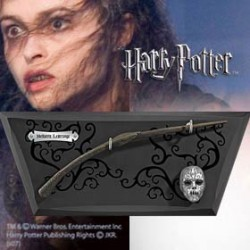 Harry Potter Varita Mágica Bellatrix Lestrange