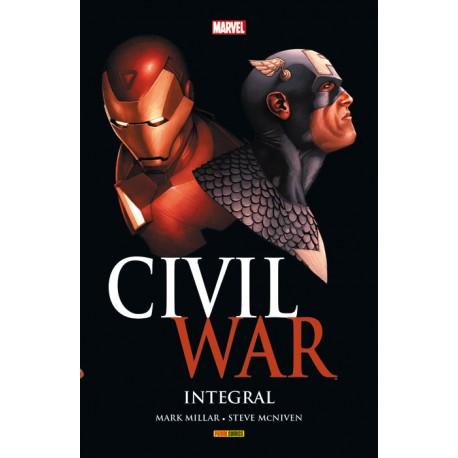 Civil War Edición Integral