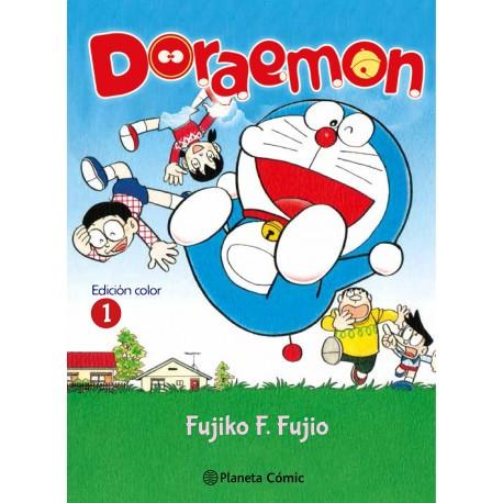 Doraemon Color 01