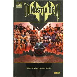 Marvel Deluxe. Dinastía de M