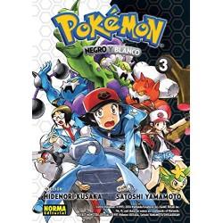 Pokemon 28. Negro y Blanco 03