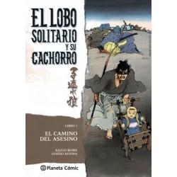 El Lobo Solitario y su Cachorro 01 (nueva edición)