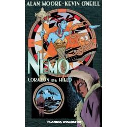 The League of Extraordinary Gentleman Nemo: Corazón de Hielo