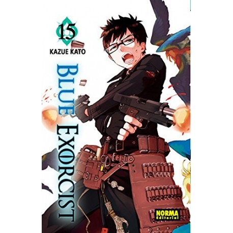 Blue Exorcist 45