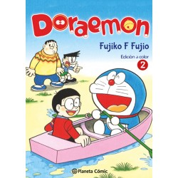 Doraemon Color 02