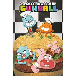 El Asombroso Mundo de Gumball 01