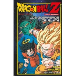 Dragon Ball Z Guerreros de Plata
