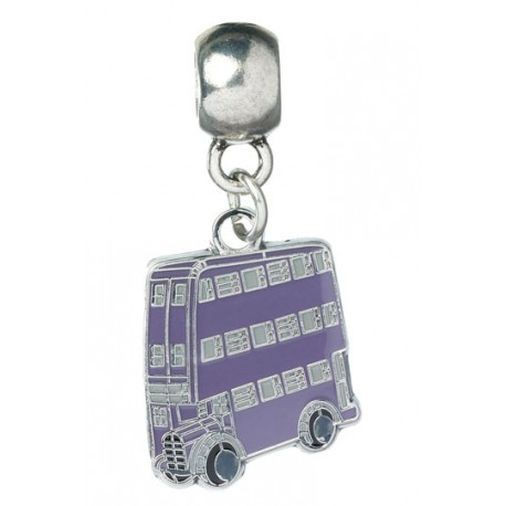 Harry Potter Colgante Knight Bus (plateado)