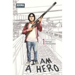 I am a Hero 1