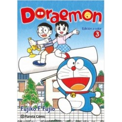 Doraemon Color 03