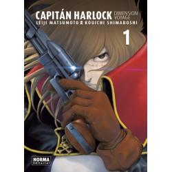 Capitán Harlock Dimension Voyage 01