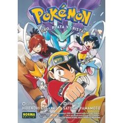 Pokemon 08. Oro, Plata y Cristal 04