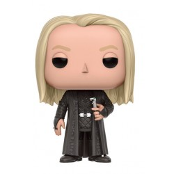 Pop! Lucius Malfoy. Harry Potter