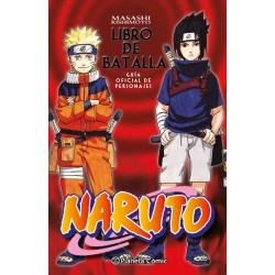 Naruto Guía 02: Libro de batalla