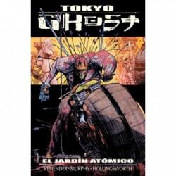 Tokyo Ghost 01. El Jardín Atómico