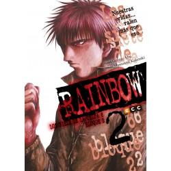 Rainbow, los siete de la celda 6 bloque 2 núm. 02
