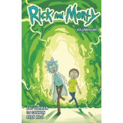 Rick and Morty 01