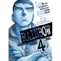 Rainbow, los siete de la celda 6 bloque 2 núm. 04
