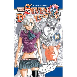 The Seven Deadly Sins 13
