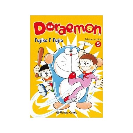 Doraemon Color 05