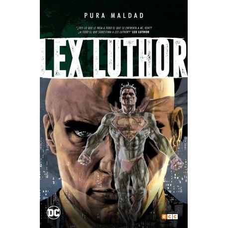 Pura maldad: Luthor