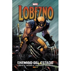 Marvel Integral. Lobezno: Enemigo del Estado
