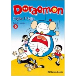 Doraemon Color 06