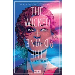 The Wicked + The Divine 01. El Acto Faústico