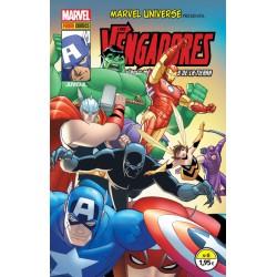 Marvel Universe Presenta 8