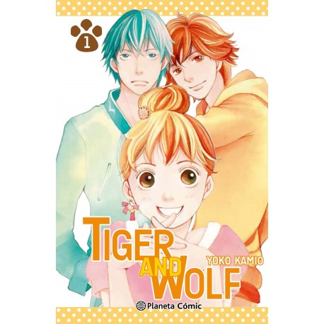 Tiger and Wolf 01