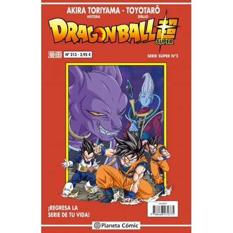 Dragon Ball Serie Roja 213