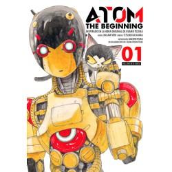 Atom: The beginning  01