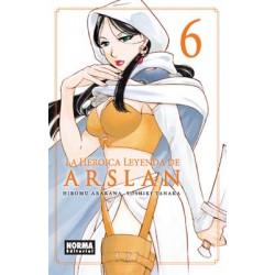 La Heroica Leyenda de Arslan 06