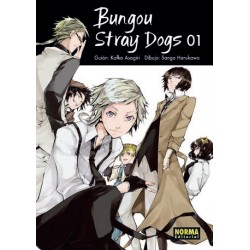 Bungou Stray Dogs 01